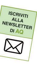 Iscriviti alla Newsletter di AQ